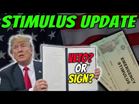 10 DAYS! $2,000 Second Stimulus Check Update: Stimulus Disaster Or Stimulus Miracle (CRAZY UPDATE)