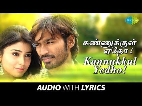 Kannukkul Yedho Song with Lyrics | Dhanush, Shreya | D. Imman | Vijay Yesudas | Na. Muthukumar