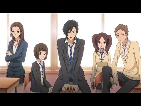 Top 8 School/Romance Anime - Must Watch