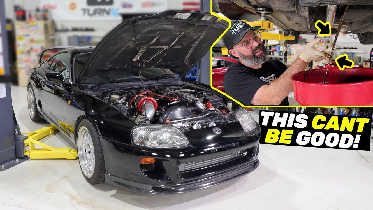 Is This Why The BEATER SUPRA Was SO CHEAP?