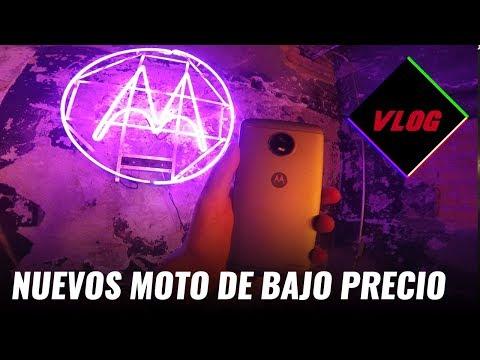 Motorola Moto C y Moto E: precios y características