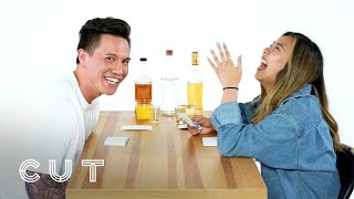 My Boss & I Play Truth or Drink Together | Truth or Drink | Cut