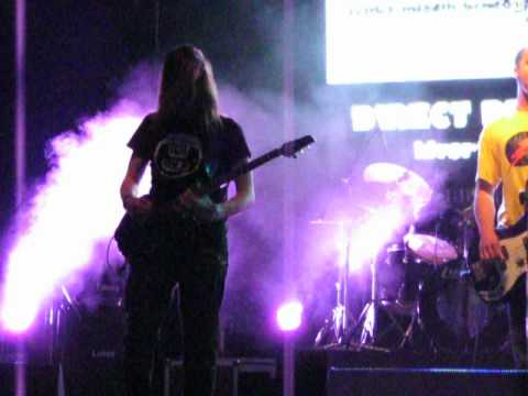 DIRECT DRIVE, My Generation (cover), rock festival Kovacica 2012