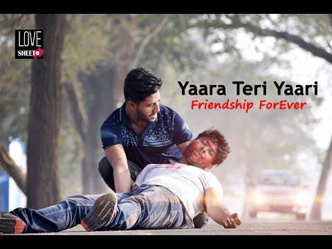 Tere Jaisa Yaar Kahan| Heart Touching Friendship Hindi Song |Yaara Teri Yaari Ko|Cover By Rahul Jain
