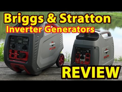 "👍🏻HUGE REVIEW: Briggs & Stratton ""PowerSmart"" Inverter Generators (P2200 & P3000) for RV Camping"