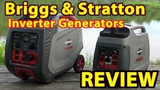 "👍🏻HUGE REVIEW: Briggs & Stratton ""PowerSmart"" Inverter Generators (P2200 & P3000) for RV Camping"
