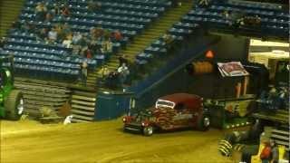 Farm show tractor pull Kansas City, Missouri