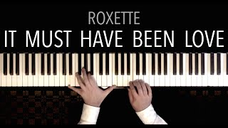 ROXETTE - It Must Have Been Love | Piano Tribute to Marie Fredriksson