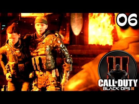 Call of Duty Black Ops 3 Türkçe | Kurtarma Operasyonu | 6.Bö