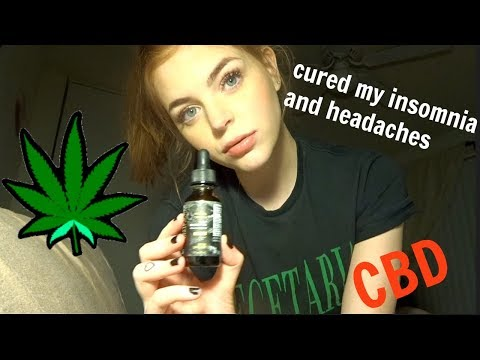 I Tried CBD For Six Weeks Straight (for Anxiety And Depression)
