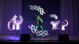 Театр «БезГраниц» | Грандиозное световое шоу для СПб ГУП Пассажиравтотранс