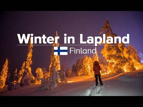 Road Trip & Things to do in Lapland, Finland