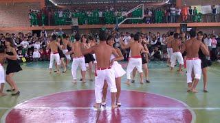 Danzas I.E. Bachillerato: La Lambada,