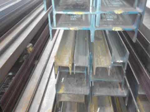 harga besi kanal h beam