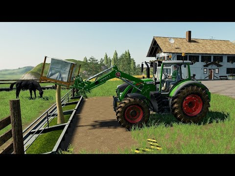 FS19 - Forestry