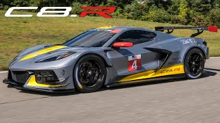 C8.R Corvette Racecar Unveiled! Plus C8 Corvette Convertible Pricing and Details!