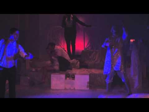 Luke Morrissey   Vitcome de Valmont  Dangerous Liasons Choreography