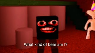 Basically BEAR (Roblox Funny Moments)