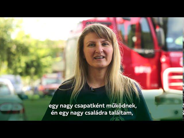 Mintegy 30 ezer önkéntes tűzoltó dolgozik Magyarország biztonságáért