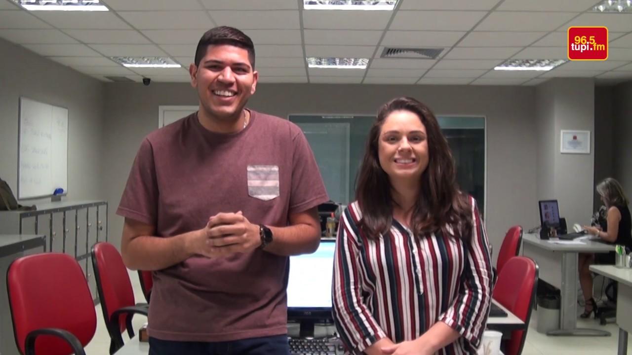 Tupi Online: As notícias desta quarta-feira com Pedro Leite e Diana Rogers