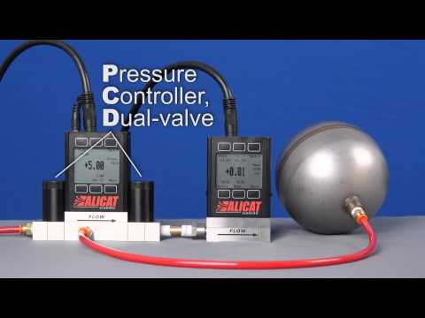 Ask Alicat: How do you control pressure in a closed system?