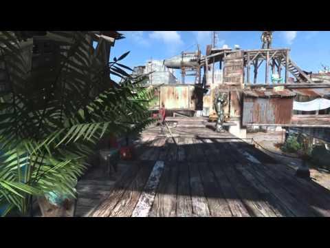 Fallout 4: Sanctuary Hills Rustic City (Part 10)
