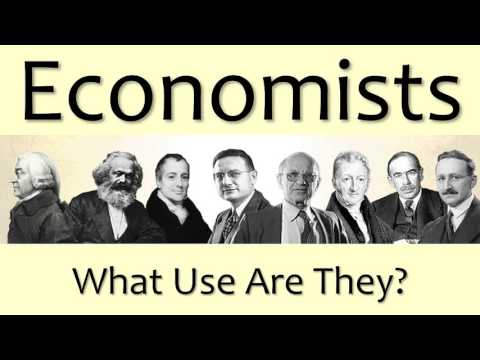 Economists: What Use Are They? (by Murray Rothbard)