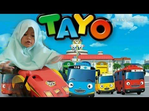Naik Odong Odong | Lagu HEY TAYO