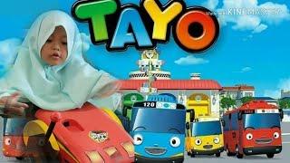 Download Video Naik odong odong | Lagu HEY TAYO MP3 3GP MP4