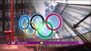 London 2012 - Road to World Records - 100 Meter Sprint and Discus