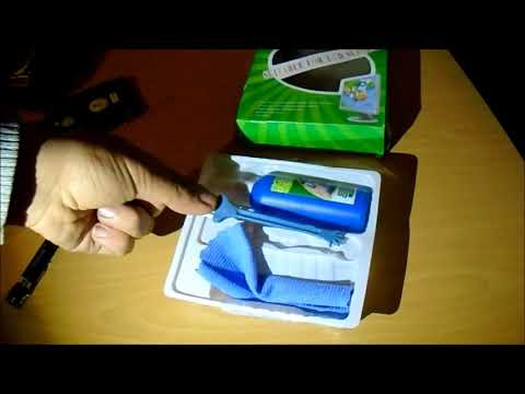 UNBOXING  LCD Laptop Monitor Screen Cleaning Kit 3 in 1