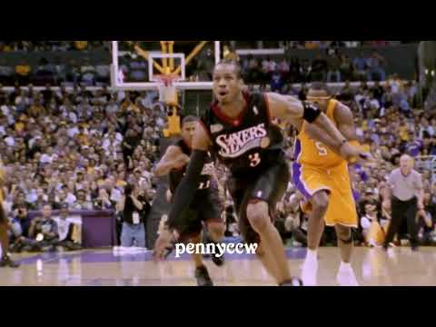 Could Kobe Bryant LOCK up Allen Iverson after studying sharks hunting seals - here is THE ANSWER!