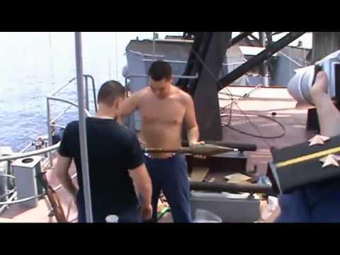 Russian Navy vs Somali Pirates