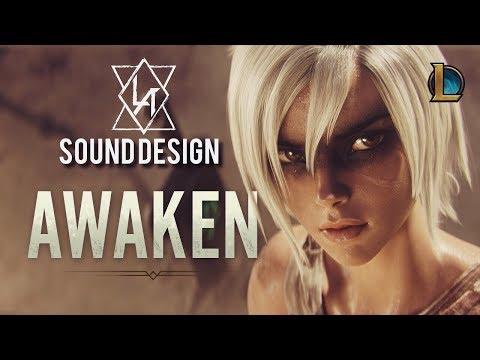 Sound Design Practice | League Of Legends - Awaken thumbnail