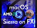 Installing macOS Sierra on a AMD PC
