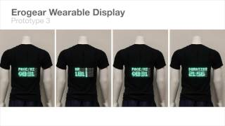 Social Fabric Fitness: Wearable E-textile thumbnail