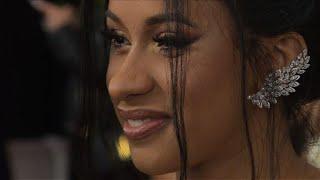 Rapera Cardi B Encabeza Nominaciones A Mtv Awards