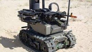 Боевые роботы. Русское оружие