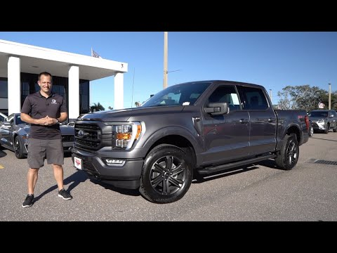 Download Is the 2021 Ford F-150 XLT Sport the BEST new truck to buy with V8?