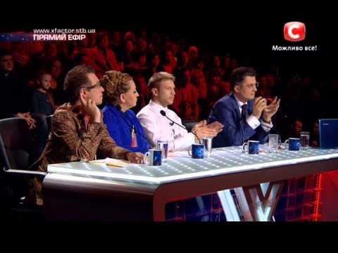 «Х-фактор-5» / Трио «Экстрим» - Обсуждения судей /Первый прямой эфир(08.11.2014)