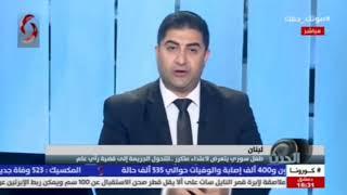 سالم زهران تعليقا على حادثة اغتصاب طفل سوري