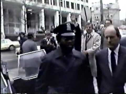 President Reagan Shot assassination attempt Part 1 - YouTube