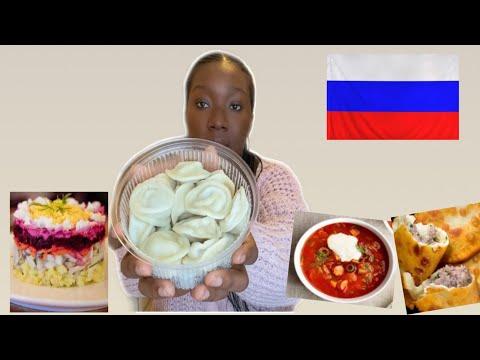NIGERIAN TRY RUSSIAN
