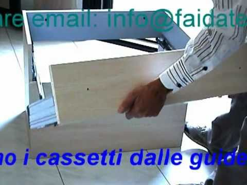 Come montare un lavabo con mobile sottolavabo sospeso video youtubedemo youtube - Anticare un mobile ...