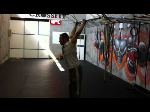 CROSSFIT REVOLUTION THESSALONIKI TECHNIQUE OF PUSH PRESS