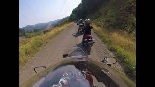 Waddell Creek to B Line Road Clip 6   19 Aug 18