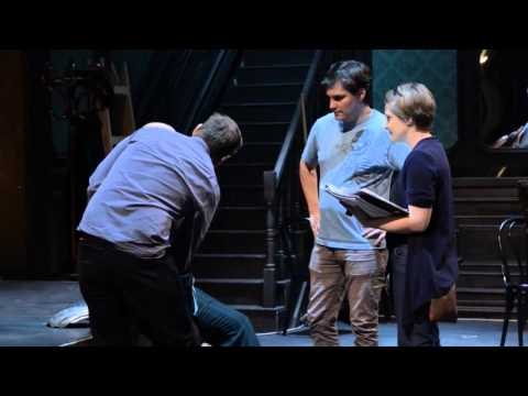 RIGOLETTO staged by  regia: Stephen Barlow  Behind the s