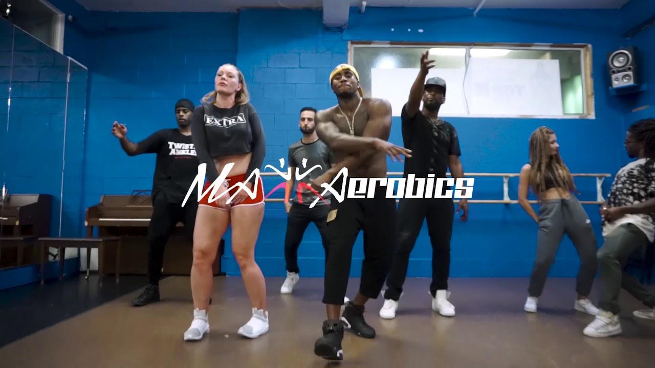 ryginking - Tuff dance |Makkaerobics Choreography