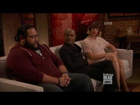 Talking Dead - Cooper Andrews on how Jerry would react to Richard's plan