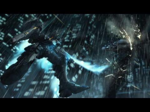 Armored Core Last Raven - Eliminate AC Intruder